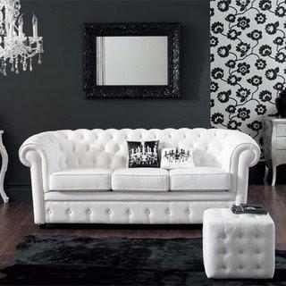 Black White Home Interior Design