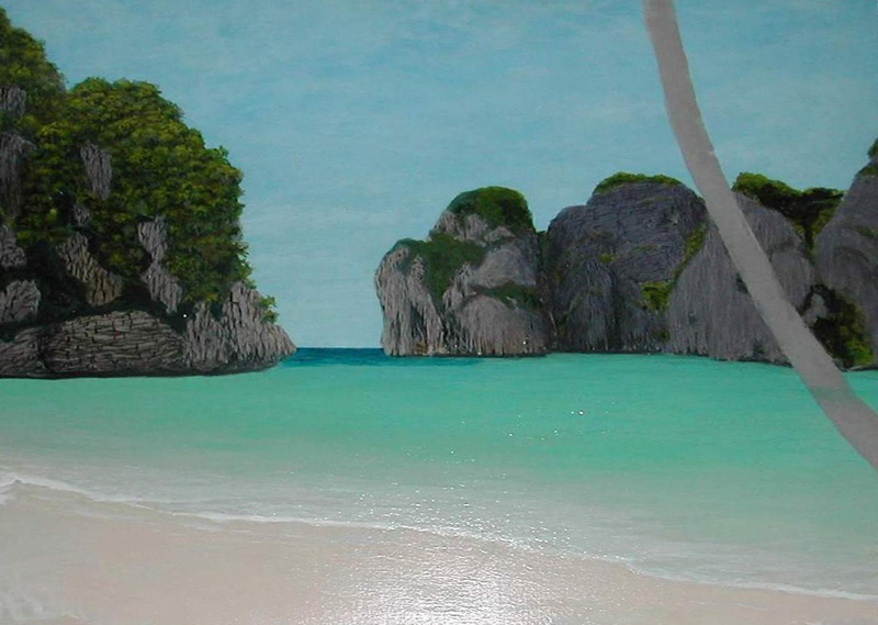 Koh Phi Phi Thailand  city photo : koh phi phi also known as phi phi island a small archipelago located ...
