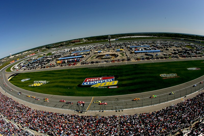 Hover Motor Company Sprint Cup Series At Kansas Speedway