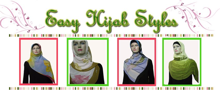 Guide on how to wear the hijab in easy hijab styles