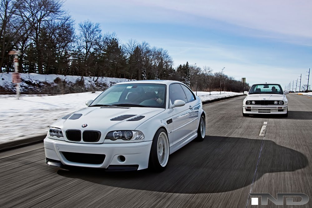 BMW M3 E46 Stance Nation