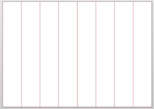 Free Printable Lined Paper With Columns  Imvcorp