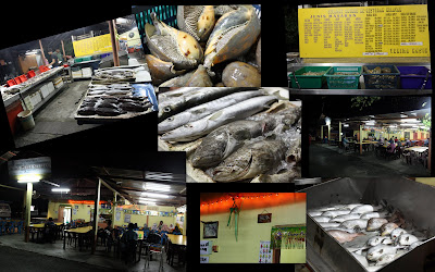 Restoran Nelayan Langkawi ~ Tempat Menarik Makan