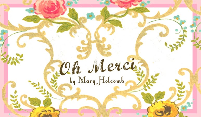 Oh Merci ::: Merci-Notes.blogspot.com