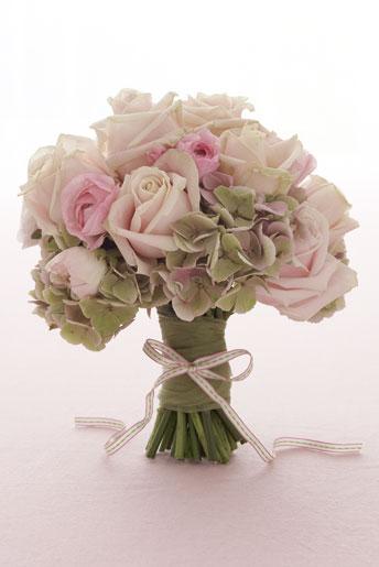 Fresh Flowers Bridal Bouquet
