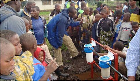 LifeEngine Clean Water Project
