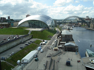 Sage Gateshead & Tyne Bridge