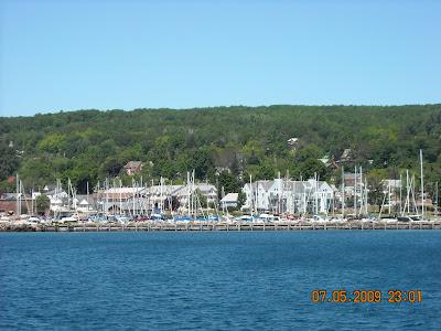 Madeline Island Car Ferry