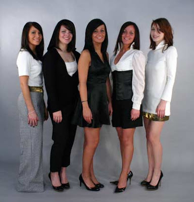 professional women clothing