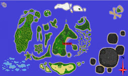 Horse Isle World Map