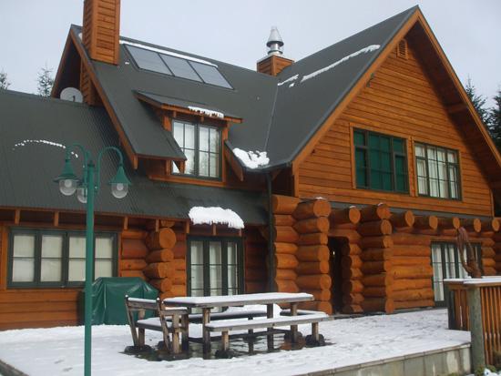 Natural log homes new zealand home arsitektur for New log homes