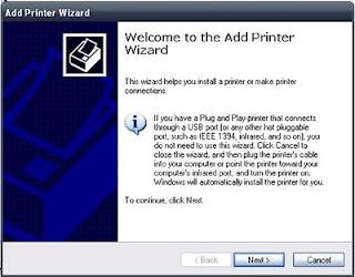 sharing printer