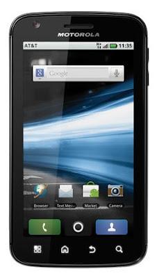Motorola Atrix 4G : Harga Spesifikasi