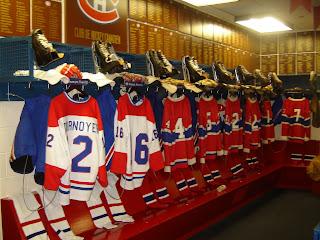 Kick Off Hockey Season HabsTweetup Style