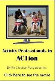 Activity Professionals in ACTion