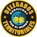 LOS 152 DELEGADOS TERRITORIALES