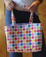 easy peasy tote
