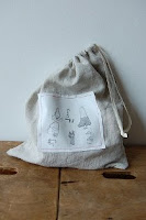 Drawstring bag