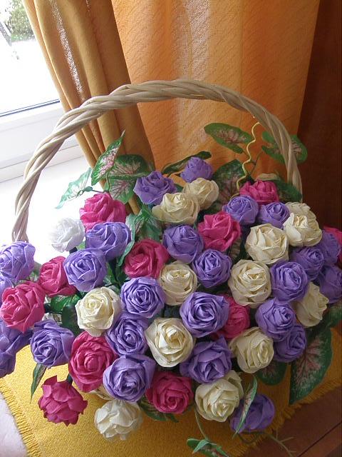 Kwiaty Z Bibuly Krok Po Kroku Chomikuj