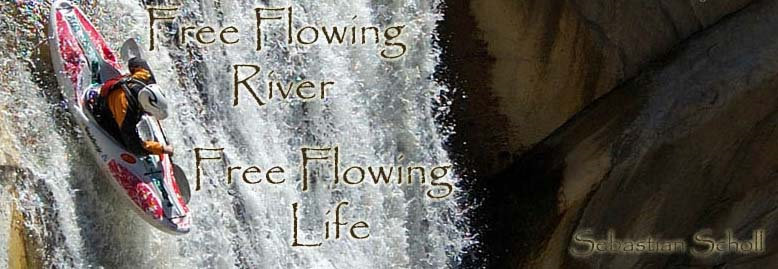 Free Flowing River Free Flowing Life