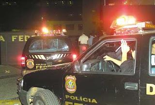 Policia Federal realiza operação de apreensão em Vitória da Conquista