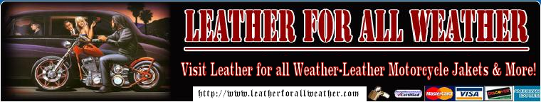 Leather for all Weather Blog