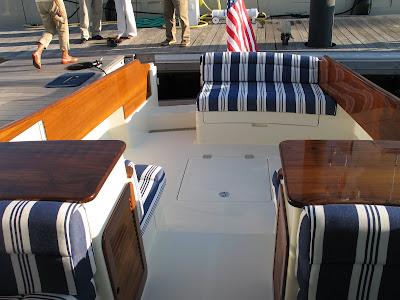 Newport: Hinckley 37T Picnic Boat