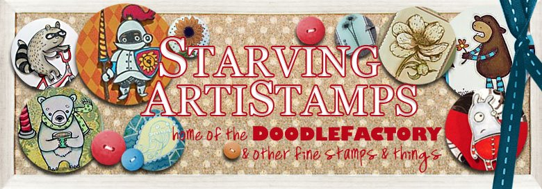 Starving Artistamps