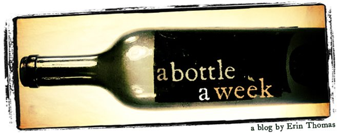 a bottle a week