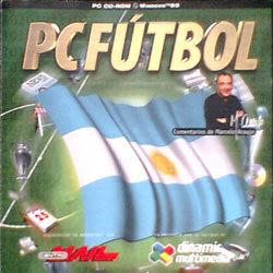 PC Futbol 5 Apertura 97 [4 Links][Mediafire]