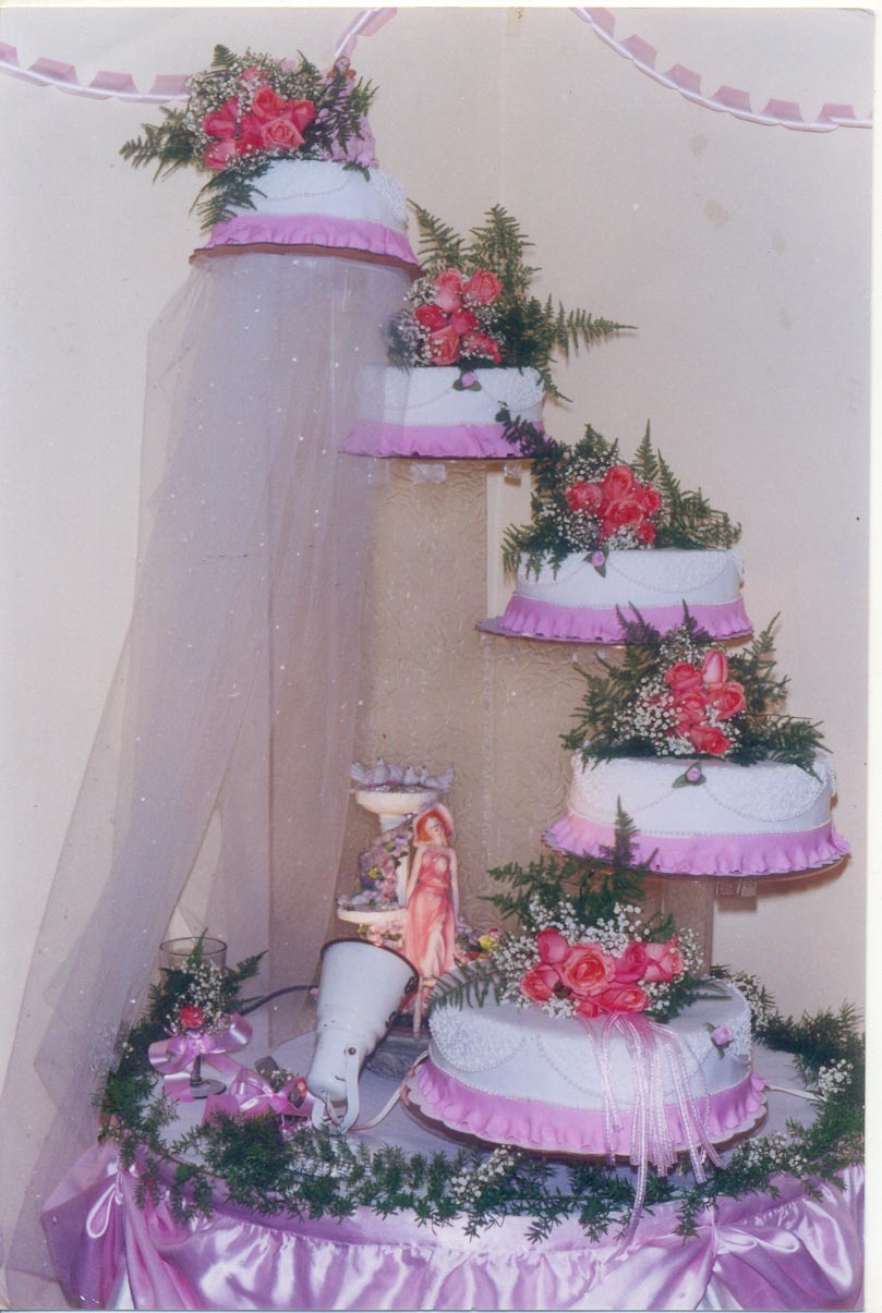 Tortas para fiestas de 15 for Decoracion quinceanera