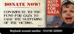 Ya ALLAH, Bantulah Gaza dan Umat ISLAM.