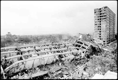 Sismorichter on Nautrosfera  19 De Septiembre  Terremoto Del 85