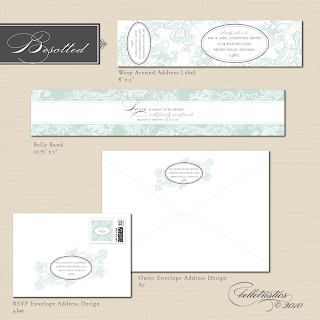 printable diy lace vintage wedding invitation suite