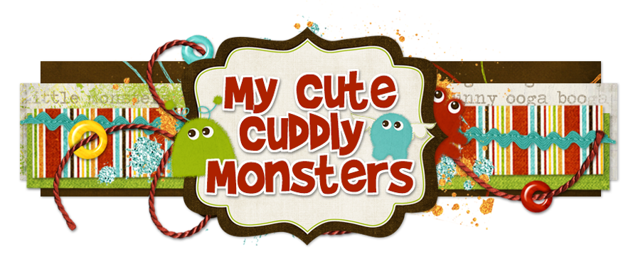 My Cute Cuddly Monsters