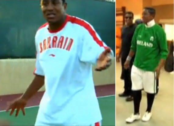 19 Recapitulación - Los Realities de los Jackson 11+-+Jermaine+-+T-Shirt+Bahrain+et+Ireland