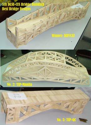 DIGital Structures: Best Popsicle-Stick Bridge Designs