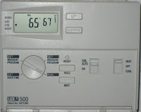 Use a programmable thermostat to save energy & warm up your home before you wake up in the morning