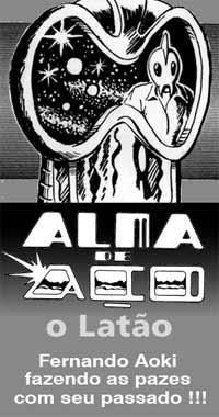 Alma de Aço - o latão