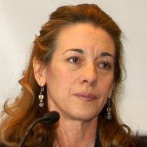 Pilar Manjón fue la única representante de víctima presente en el homenaje