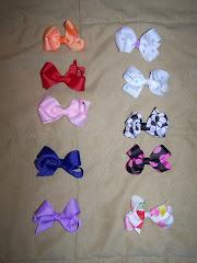 Mini Hairbows