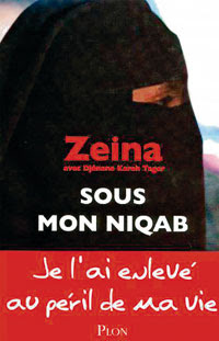 Sous mon niqab