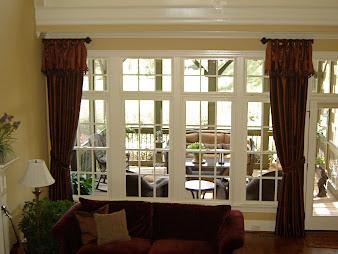 #9 Window Coverings Design Ideas