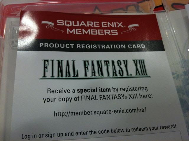 Ffx coupons