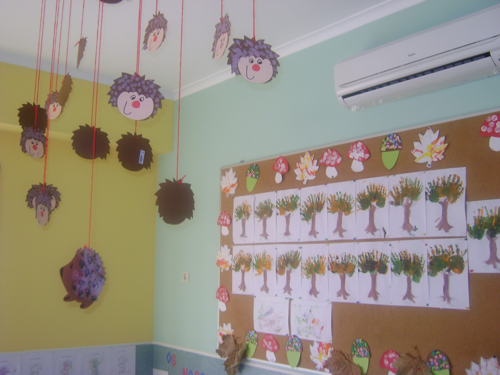 """ideias para o outono jardim de infancia : ideias para o outono jardim de infancia:Creche Jardim de Infância """"O Golfinho"""": Chegou o Outono às nossas"""