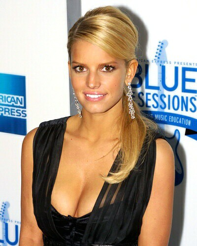 hot jessica simpson gallery