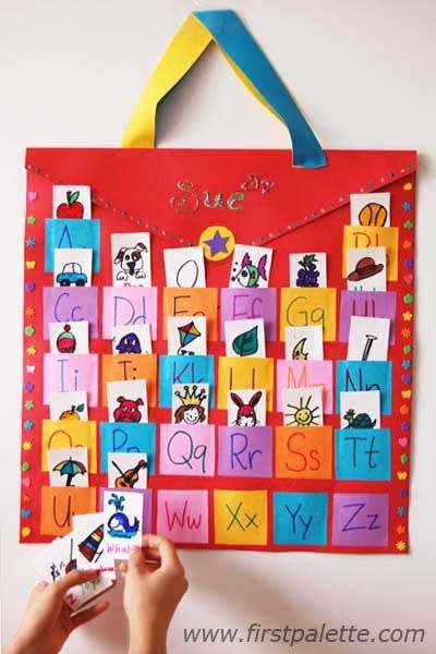 Panel gigante para vocabulario for Asistenciero para jardin de infantes