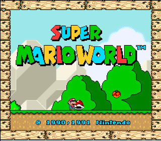 super mario world download