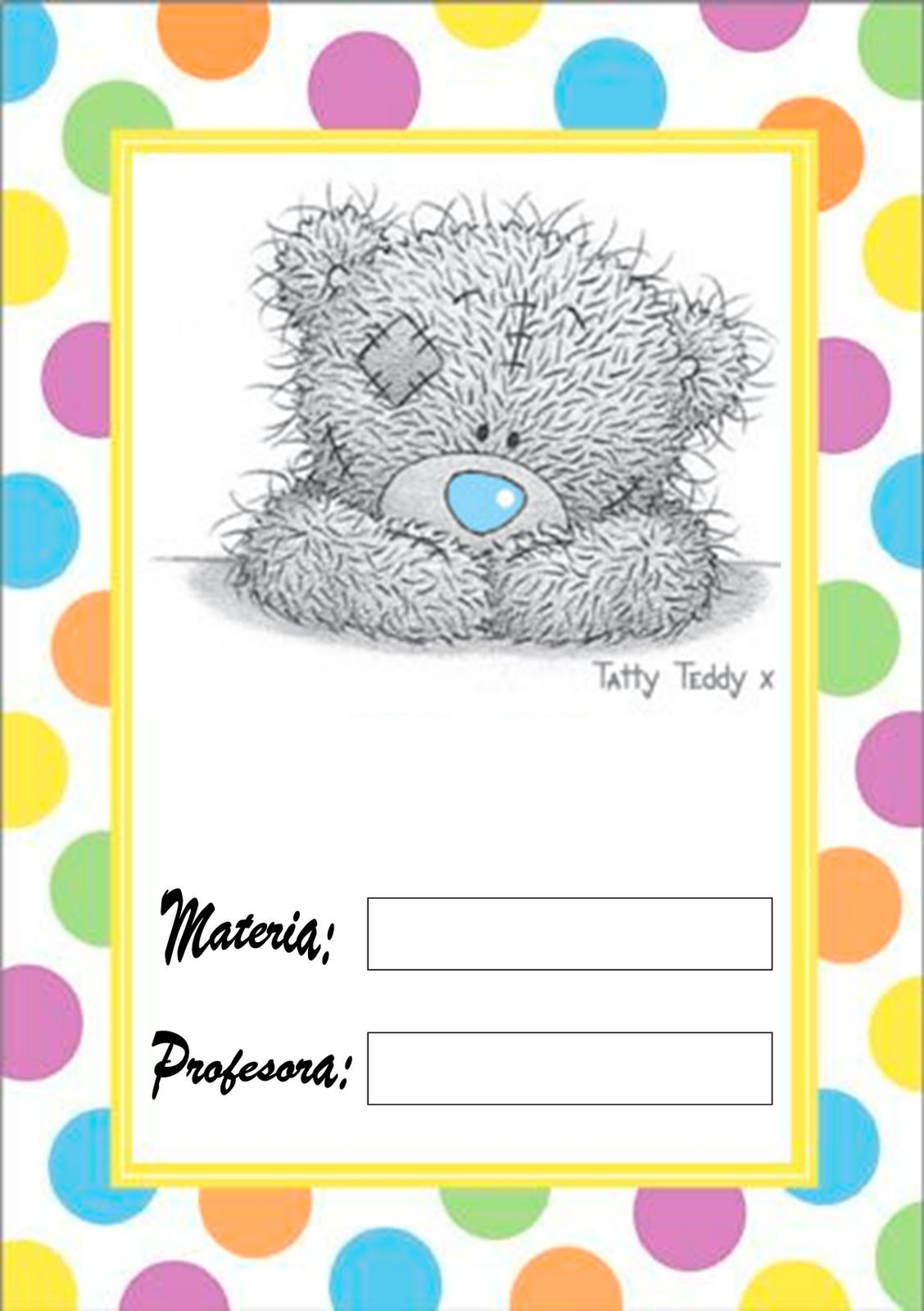 Carátulas fáciles de hacer para cuadernos - Imagui
