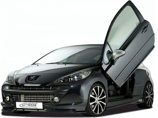 Peugoet - 207 Tuning by RDX